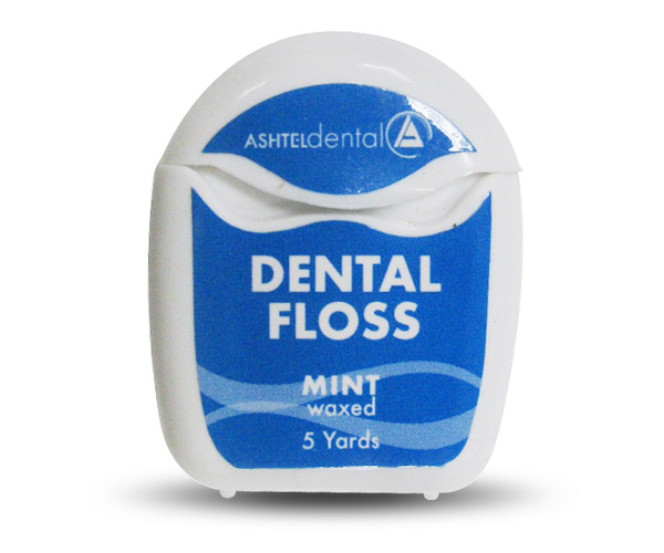 Ashtel dental mint dental floss for What is flossing